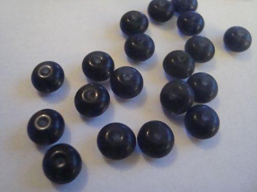modré 7,4 mm 50 ks