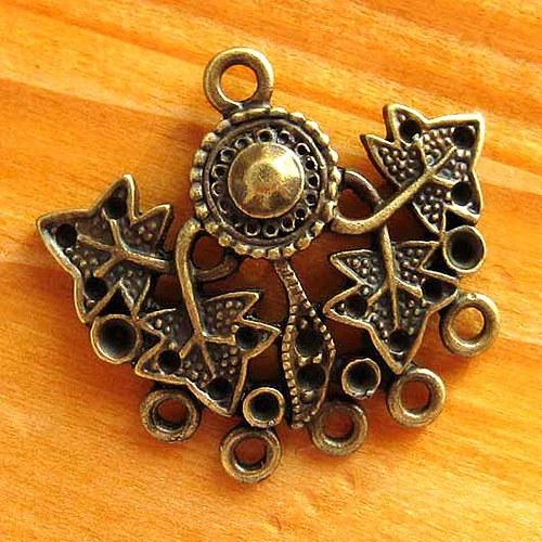 Bronzový břečťan