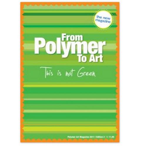 From Polymer to Art - Green / časopis