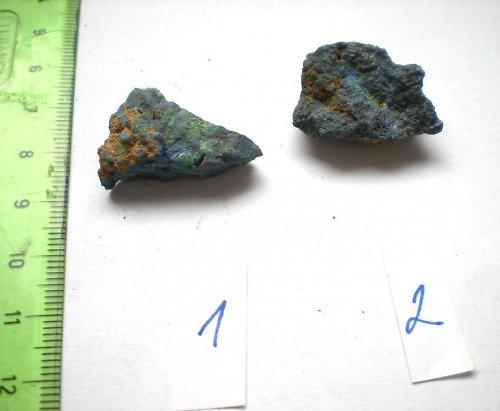 Azuromalachit - cena za kus