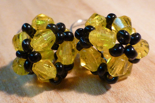 Žluto-černé kutálení
