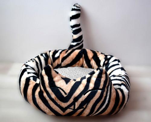 Kočičí pelíšek tygrovaný