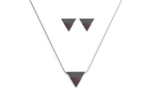 DECO set Earrings & Necklace