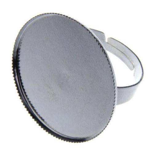 Kruhové prstýnkové lůžko 26 mm, 1 ks