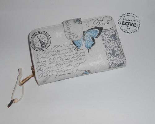 Peněženka Vintage Butterflies