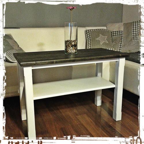 Konferenční stolek - provence