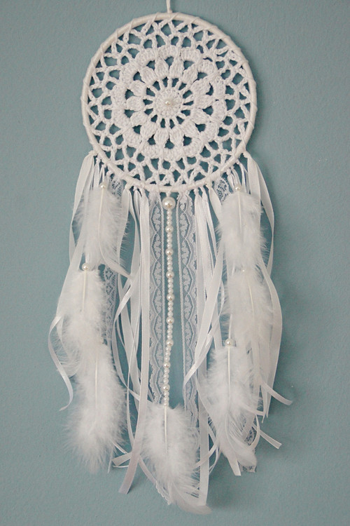 Lapač snů - bílý