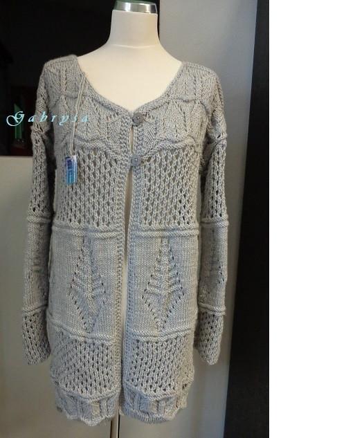 Dámský pletený svetr - světle šedý ( 38 40 )   Zboží prodejce ... 4eaf485f2d