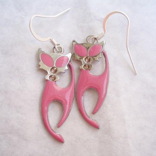 Kočičky Růžovky