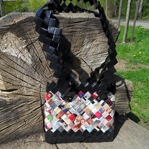 Kabelka candy bag