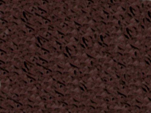 Lycrový satén v barvě čokolády - na plavky