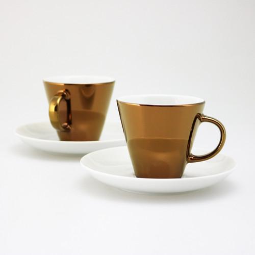 Espresso bronzové