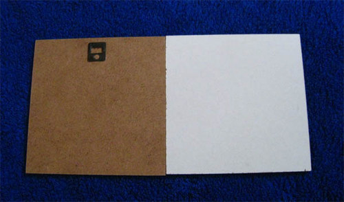 Sololakové destičky 32x32 cm
