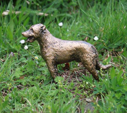 Soška - Irský vlkodav