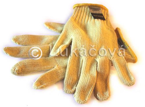 Žáruvzdorné rukavice Kevlar (pár)