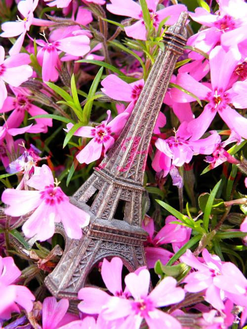 Paříž na zahradě