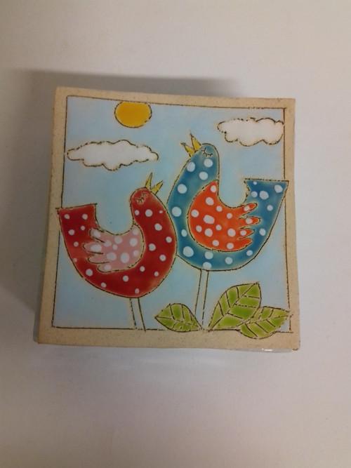 !!!!!! sleva !!!!!!Krabička s ptáčky