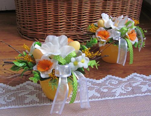 Malá jarní dekorace 2
