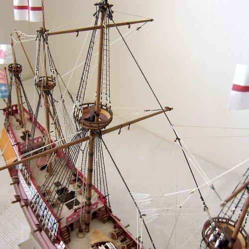 lodička Revenge - model