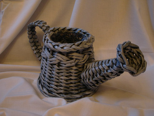 pletený kropáček