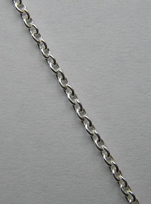 Stříbrný řetízek klasický - délka 42cm