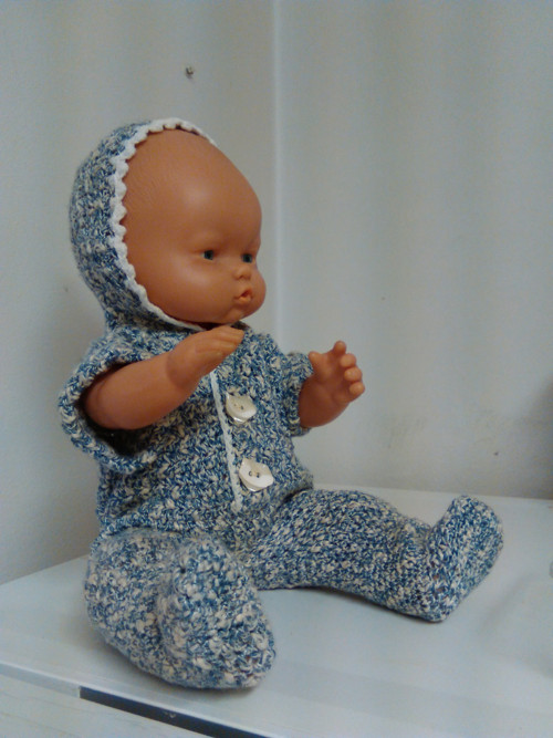 Oblečky na panenku 40-43cm