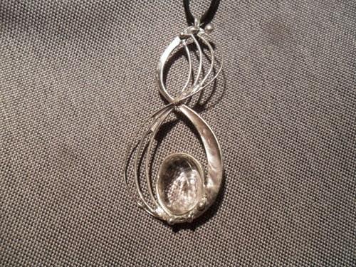 KRYSTAL  náhrdelník