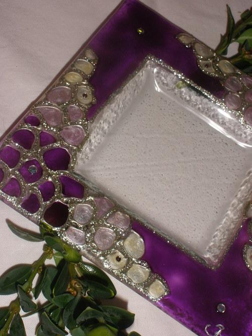 Dekorační malovnané sklo