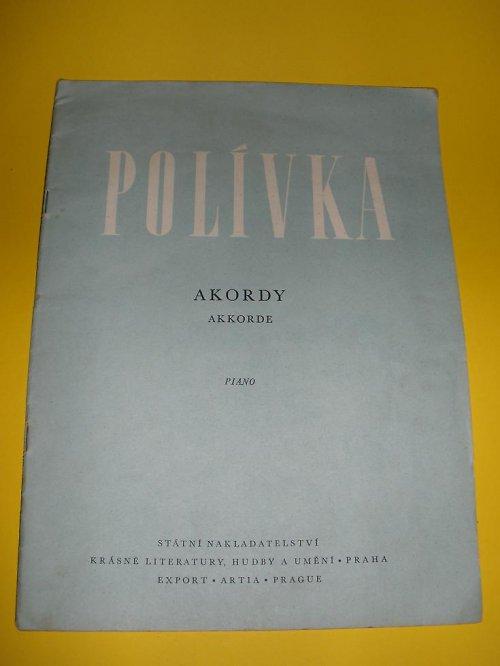 Polívka Akordy 1960