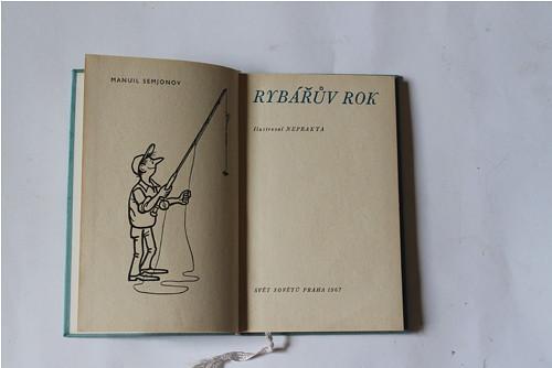 Rybářův rok Manuil Grigor\'jevič Semenov