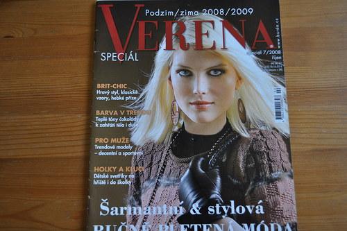 Verena - podzim/zima 2008/2009