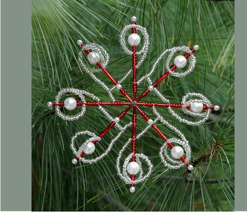 Vánoční hvězda Vo-H008