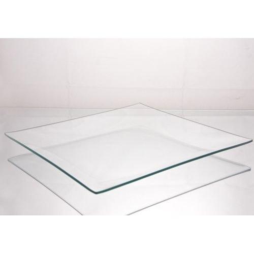 Skleněný talíř 19 x 19 cm