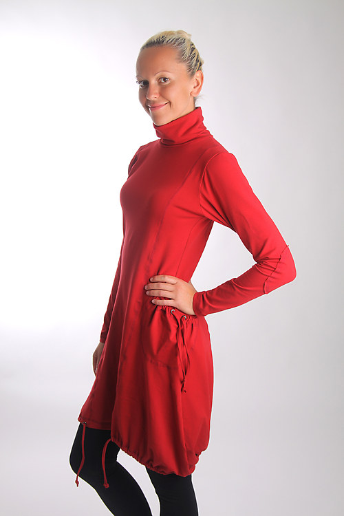 PURE IMAGINATION... red dress