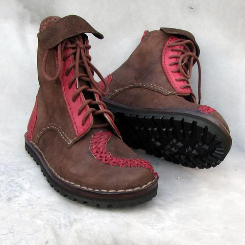 Nadkotníkové boty Zorka