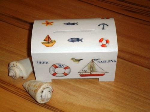 Námořnická kasička