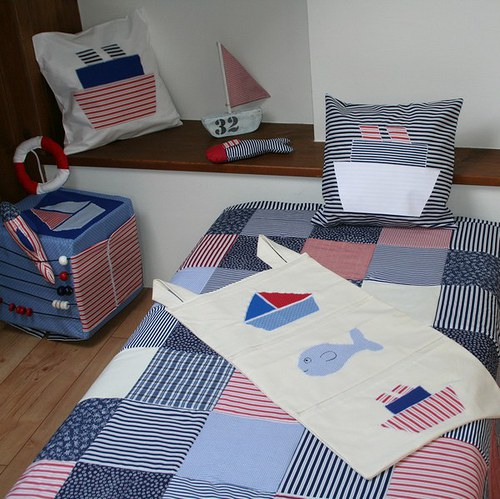 Do námořnického pokojíčku