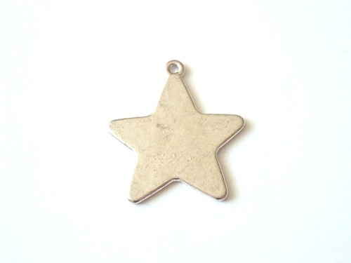 Přívěsek hvězda 2 ks