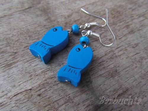 Rybičky modré
