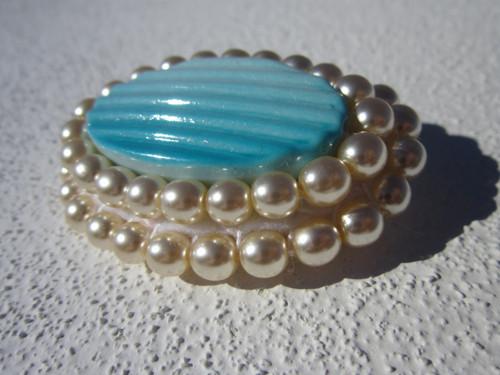 Modrá v perleťi (brož)