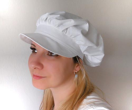 dospělá mlynářská čepice