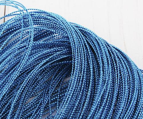 30m 98ft 32yrd Kovová Tyrkysová Modrá Závit Kabel