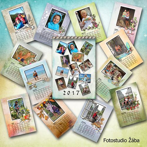 Kalendář 011 z vašich fotografií