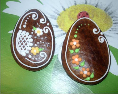 Velikonoční vajíčko střední