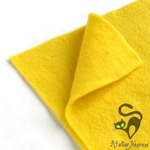 Prefelt plus žlutá