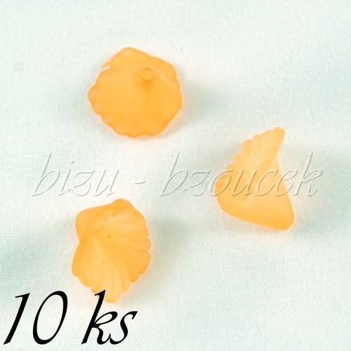 Oranžová kala - 10ks