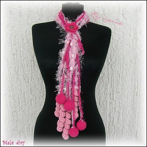 Kuličkospirálovník růžový