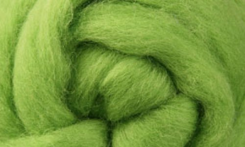 Česanec Corriedale Lime 20 g