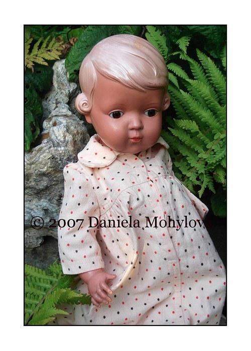 Příběhy hraček - panenka s kapradím