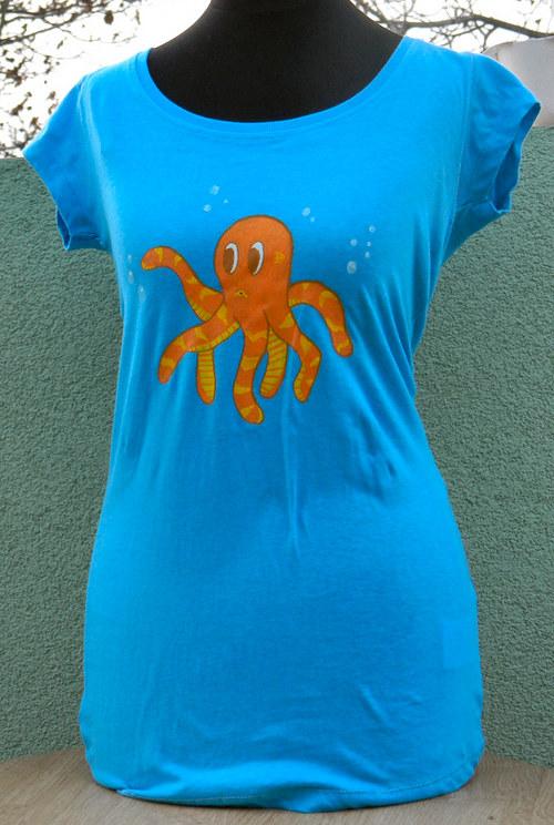 Chobotnice Áňa